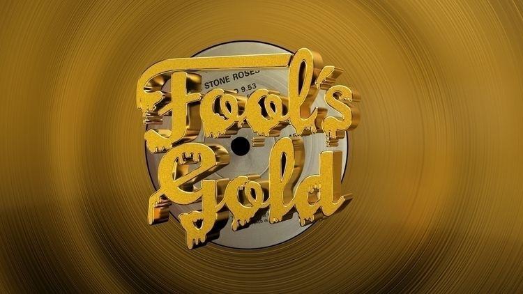 Gold, Stone Roses. 1989. Gold r - ivanardura | ello