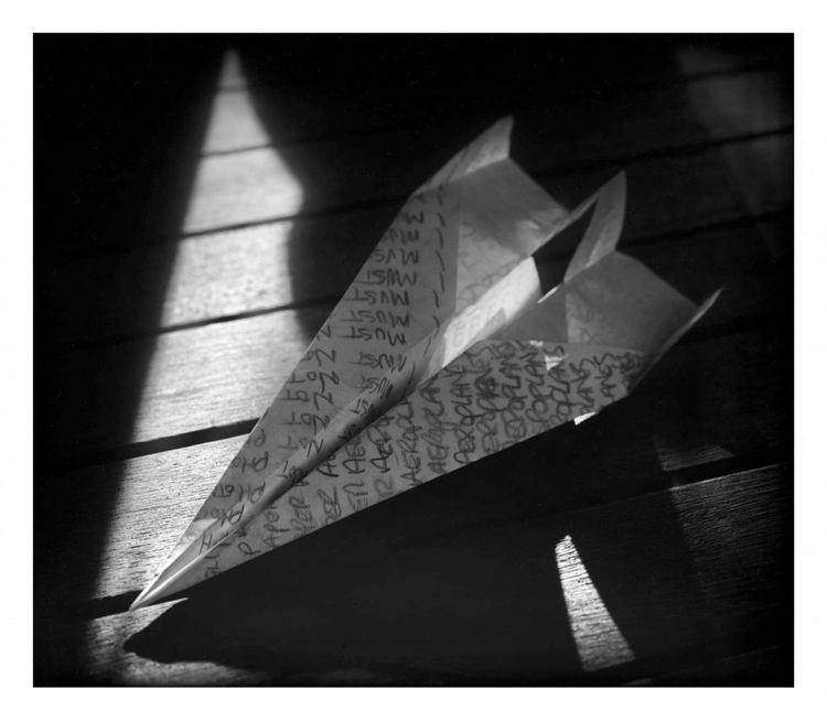 photograph paper aeroplanes aer - leelira | ello