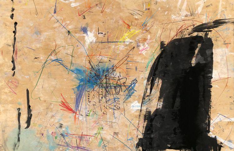 Humble Dark Matter (Ink, oil co - dirkmarwig | ello