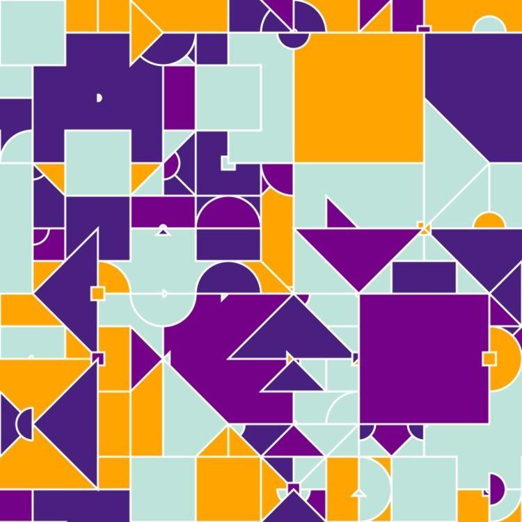 Geometric Shapes / 210603 - sasj   ello