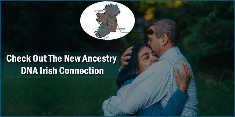 Check Ancestry DNA Irish Connec - jt75437   ello