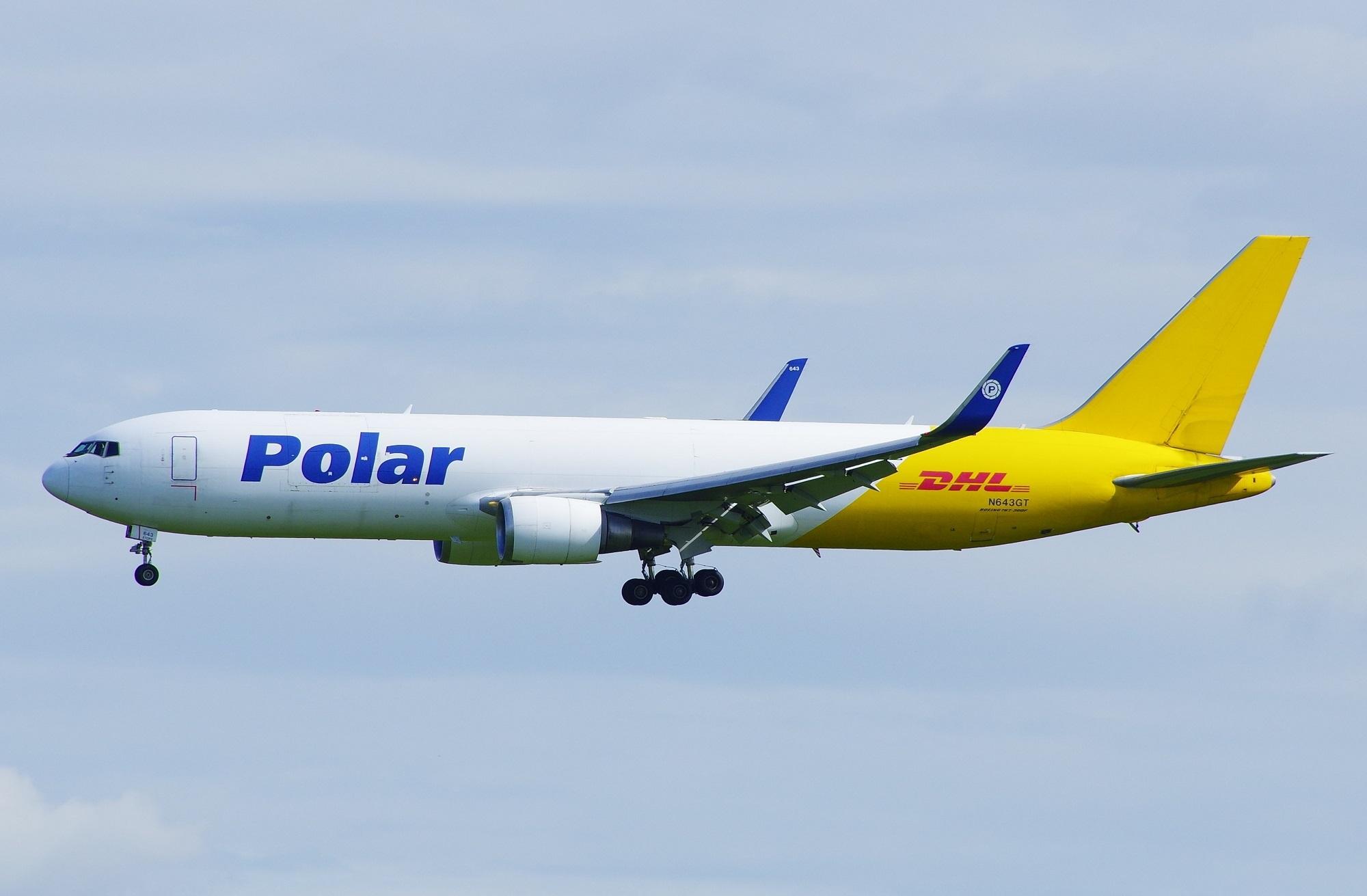 Polar Air Cargo Boeing 767-300F - brummi | ello