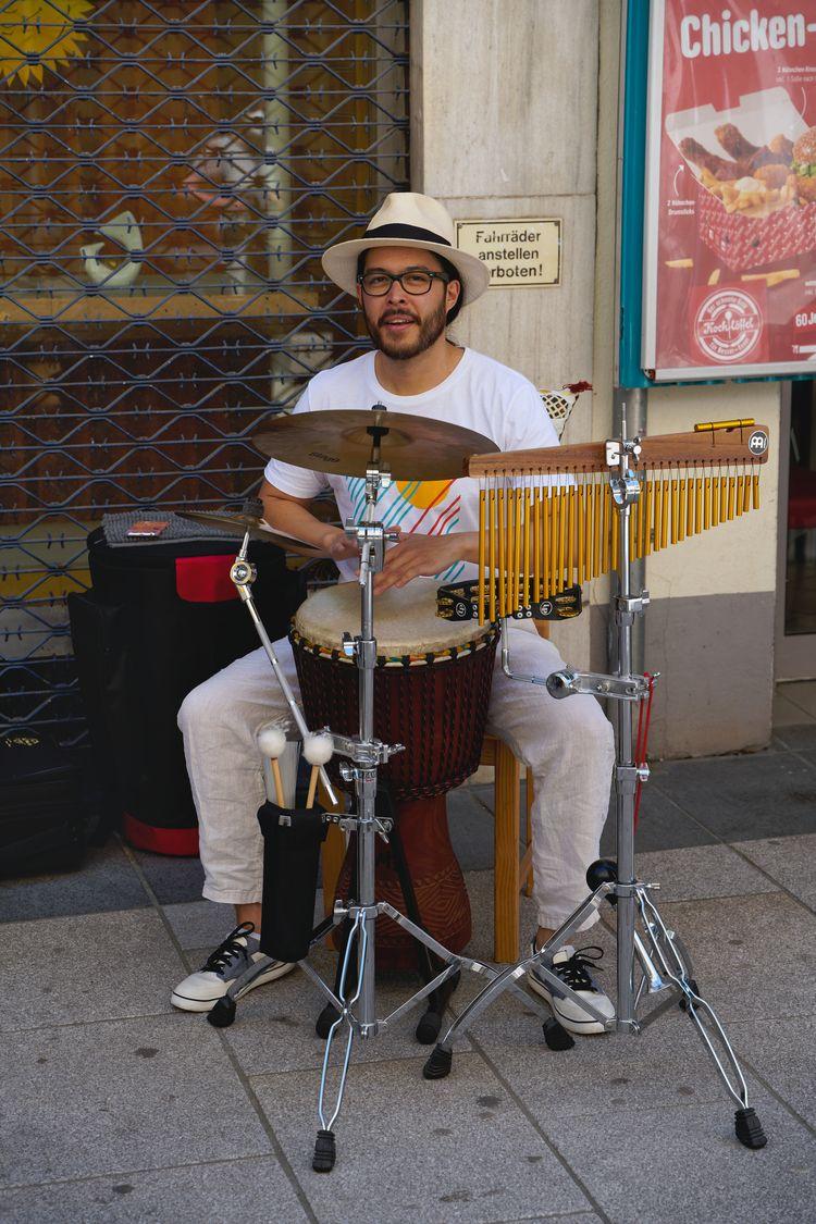 music streets Jeffrey Deubler,  - marcushammerschmitt   ello