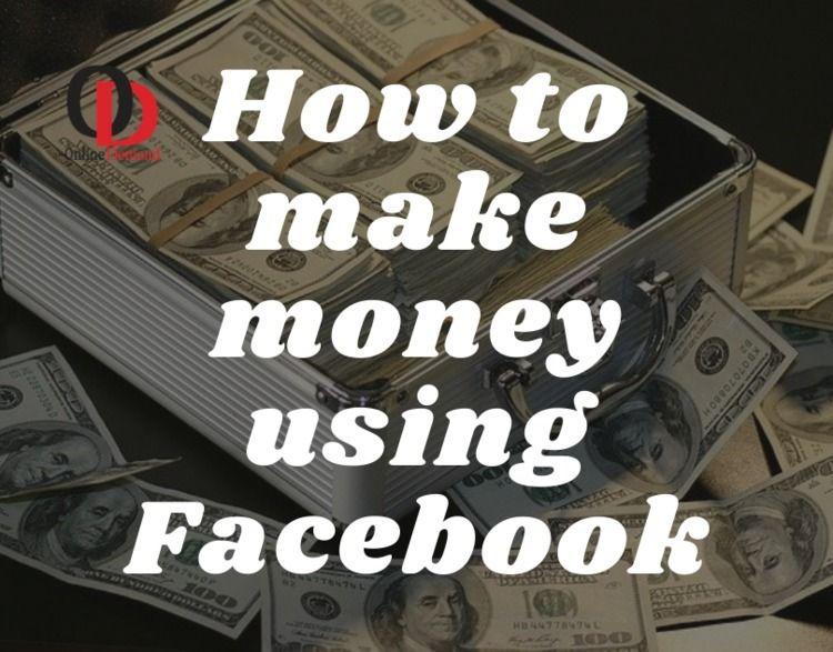money Facebook - ideasforseo | ello