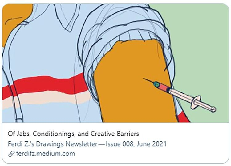 Jabs, Conditionings, Creative B - ferdiz | ello