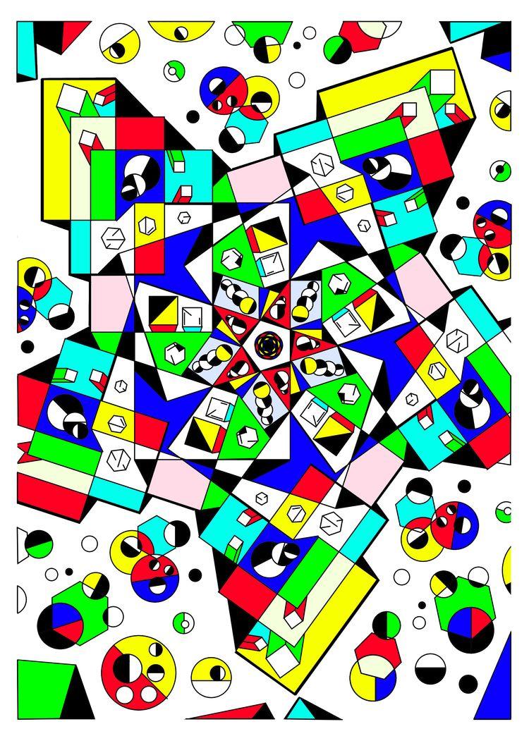 Star Cluster - albertocarlosmontana | ello