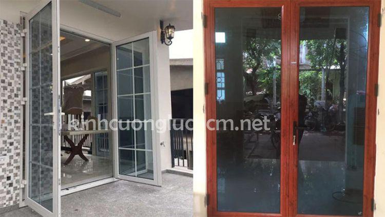 Cửa nhôm kính giá rẻ tại Tp HCM - nhomkinhthuanthienphat   ello