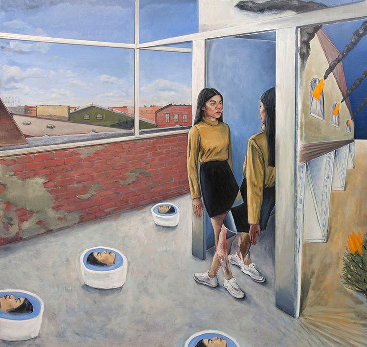 Amazing paintings Brooklyn base - nettculture | ello