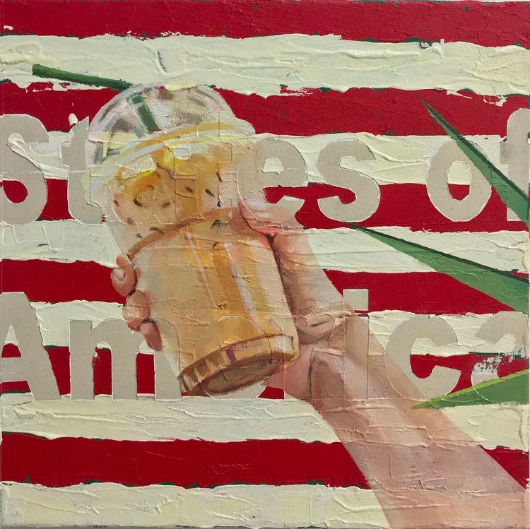 JOINT ART SHOW, STATES AMERICA  - comoed | ello
