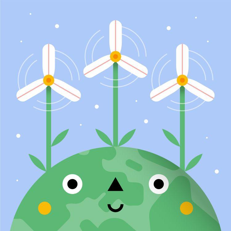 Today Global Wind Day 2020, wor - chiara_morra   ello