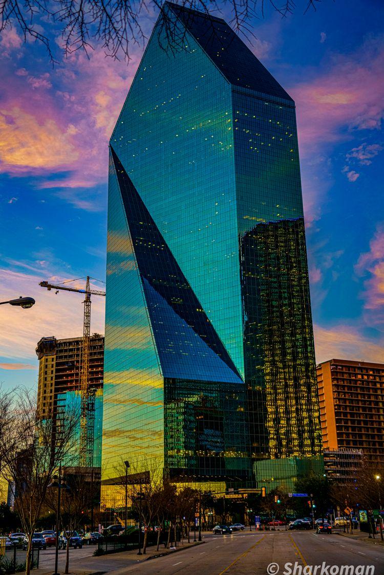 Fountain Place Dallas Texas 201 - sharkoman1 | ello