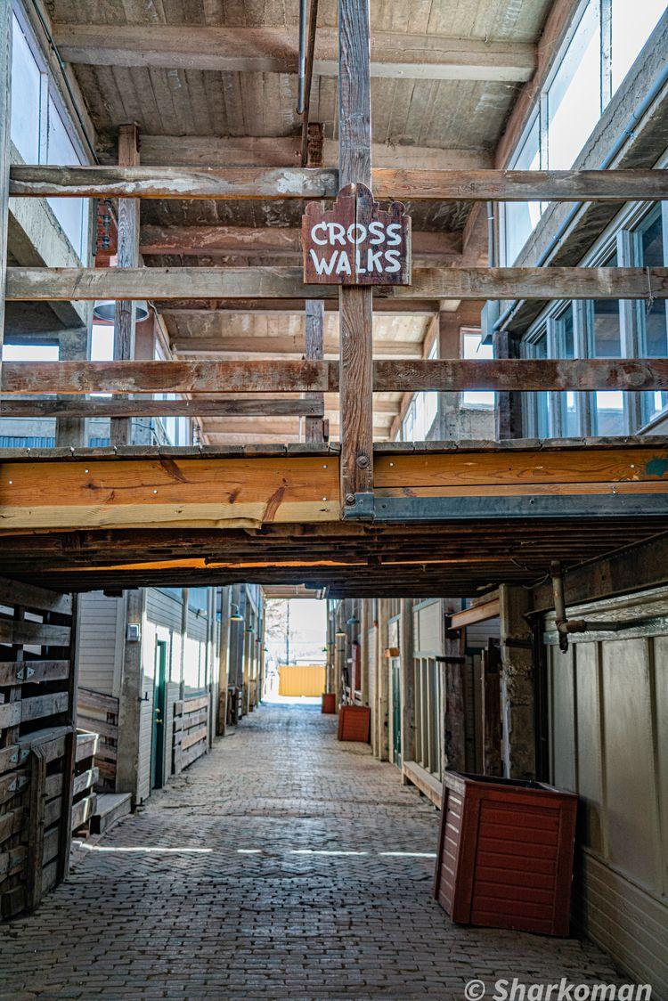 Fort Worth Stockyards - sharkoman1 | ello