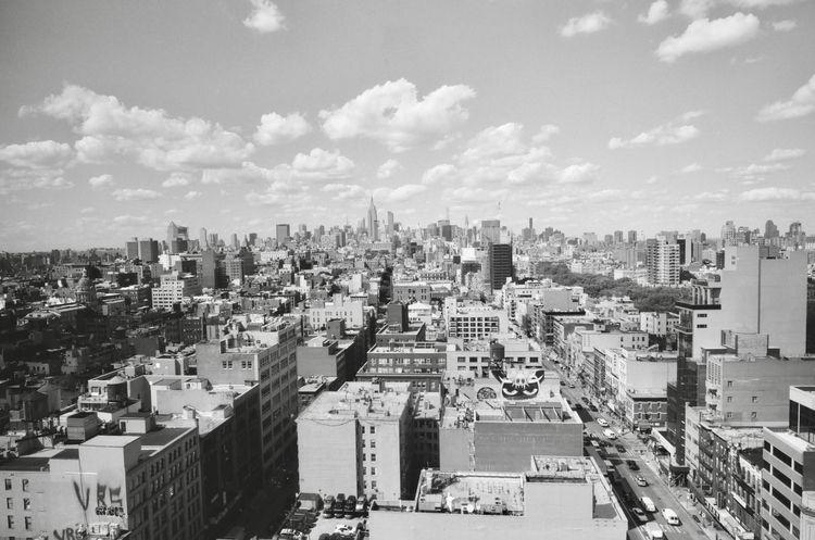 Scenes NYC rooftop | Kodak Leic - street_spirit | ello