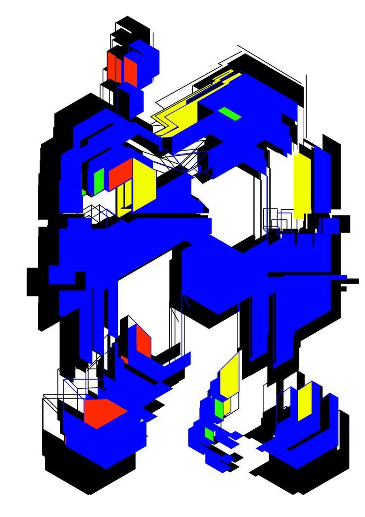 Digital Architecture - albertocarlosmontana | ello