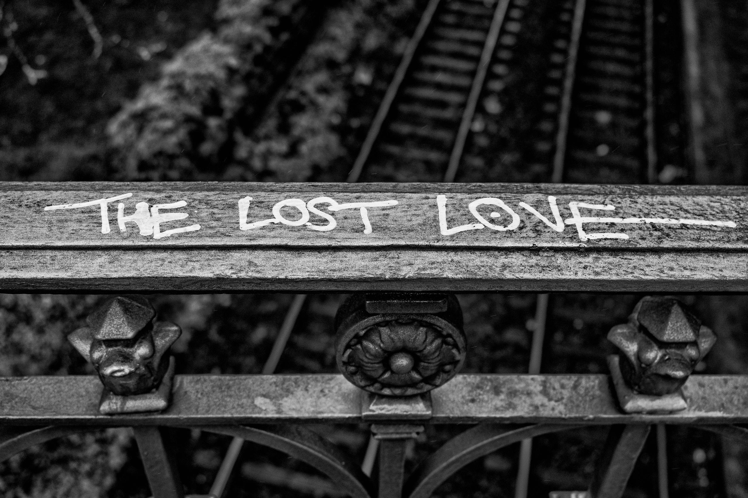 LOOKDOWN BRIDGE LOST LOVE - photography - hjsphoto | ello