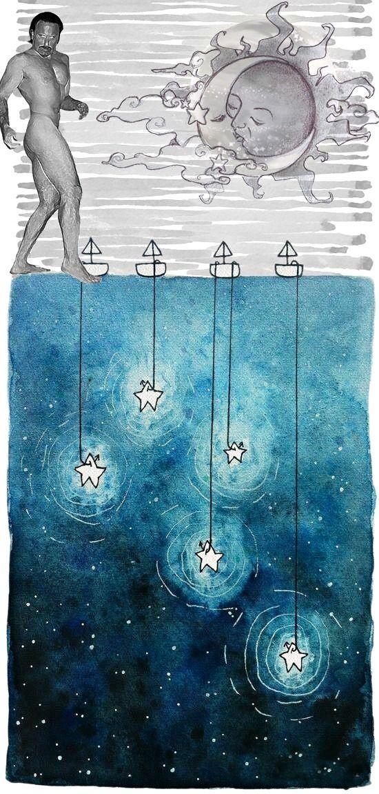 artistic nude Moon - dis-enshant | ello