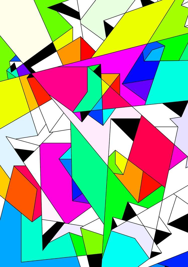 Shattered Shards - albertocarlosmontana | ello