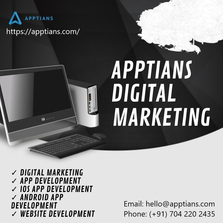 Apptians Digital Marketing Agen - apptian   ello