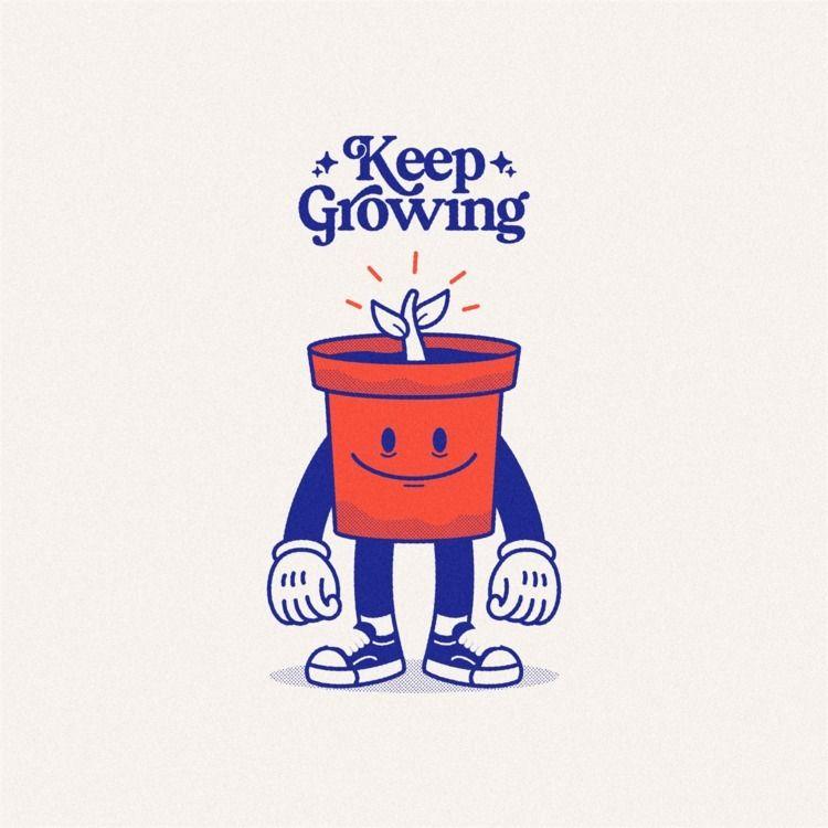 growing. :seedling::sparkles: - withoutsleep | ello