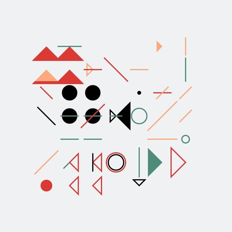 Geometric Shapes / 210623 - sasj | ello