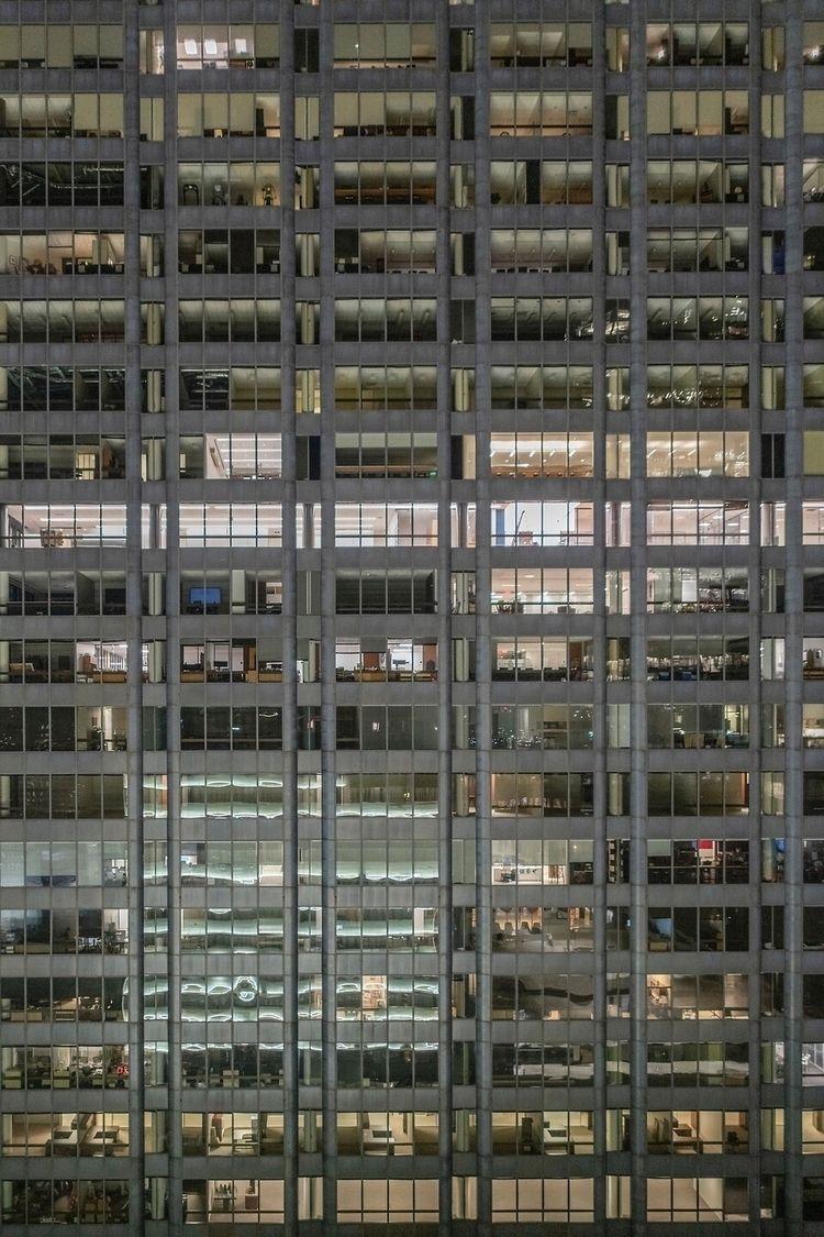 views Houston night 6/23/2021 - Skyscrapers - markhwhiebert | ello