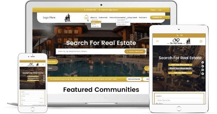Real Estate Web Development Ser - mariadav | ello