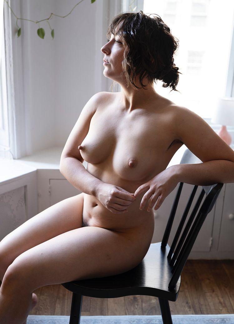 SarahVoss • Ph: AAlberts Nude S - allbymyself   ello