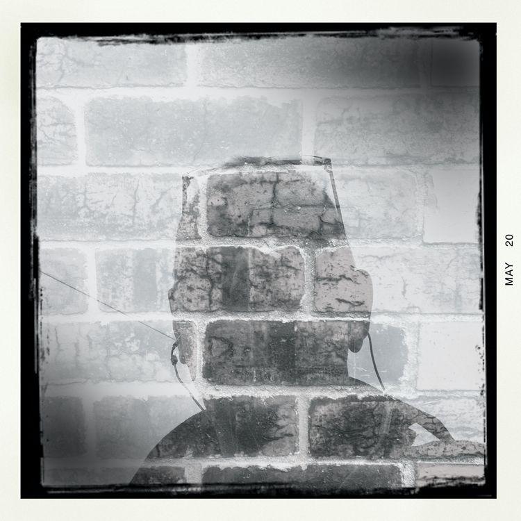 Portrait#Person#Double Exposure - zawnguy | ello