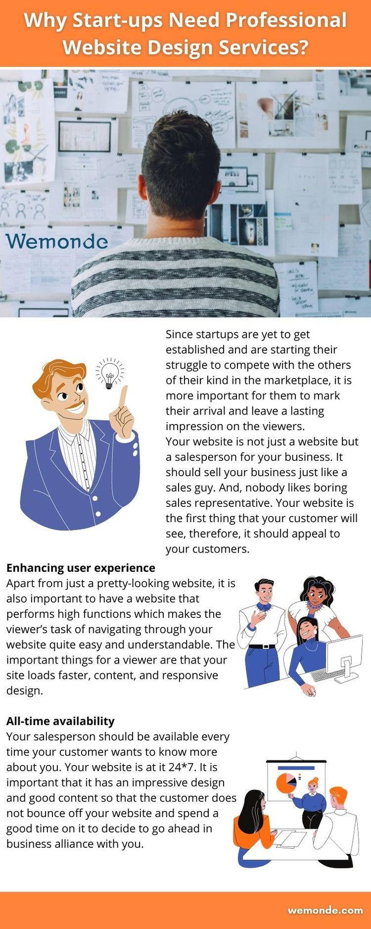 Start ups Professional Website  - riya9854 | ello