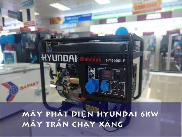 Nơi bán máy phát điện chạy xăng - mayphatnhapkhau | ello