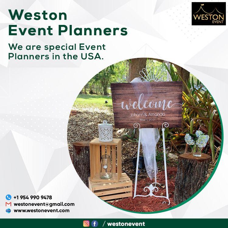 Weston Event luxury planning co - westonevent | ello