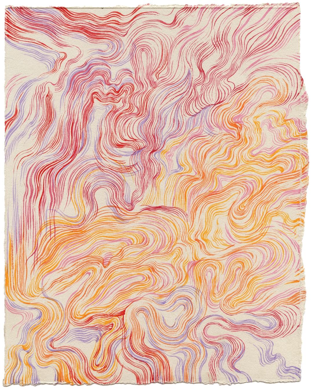 Rip IX Watercolor paper, 7x9 20 - jacobvanloon | ello