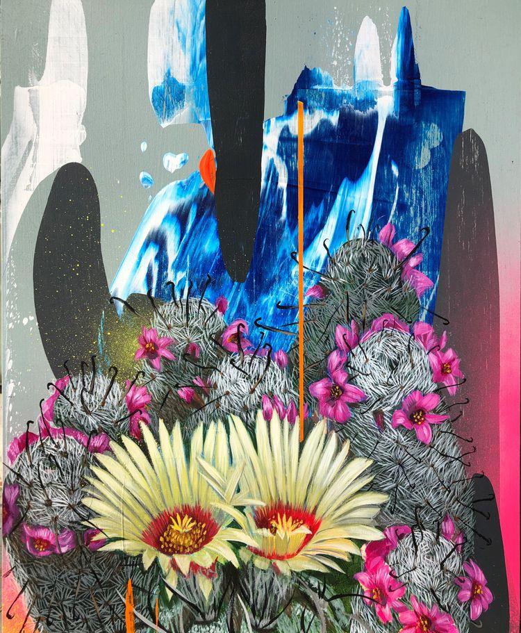 Sonoran Luz, 11x14 Acrylic Pane - gonzalesfrank   ello
