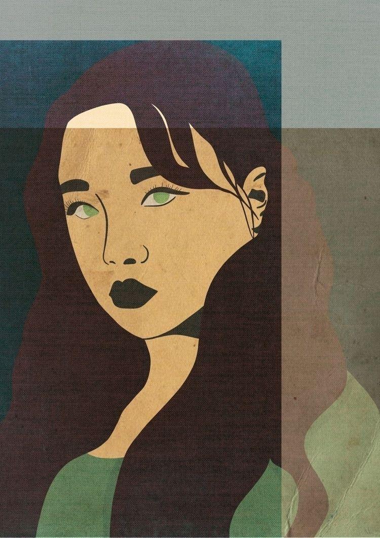yuqi, digitalart, digitalillustration - asylum_of_spirits   ello