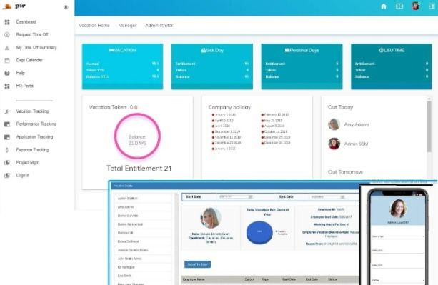 Simplify procedures HR informat - commonoffice | ello