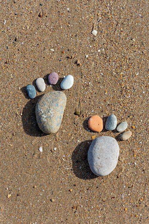 Footprints sand Mt wife credit  - azimuthimages | ello