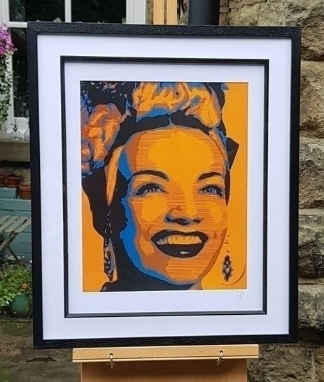 'Carmen' Giclée print, original - elizarockerart | ello