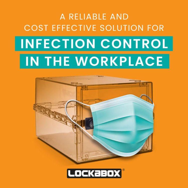 lockable storage box essential  - lockabox | ello