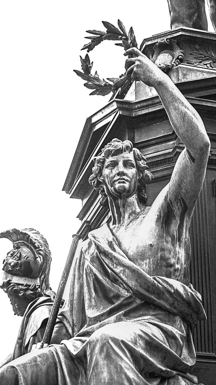 Ein Teil des Denkmal-Wilhelm vo - marcstipsits | ello