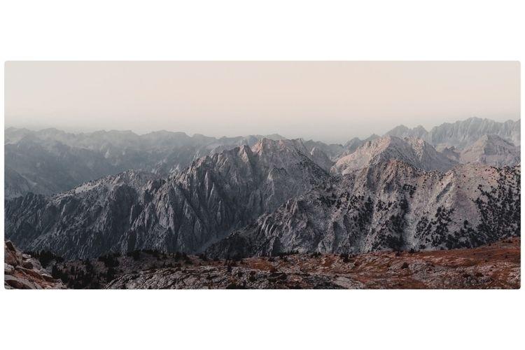 High route - landscapes, sierranevada - fraudfix | ello