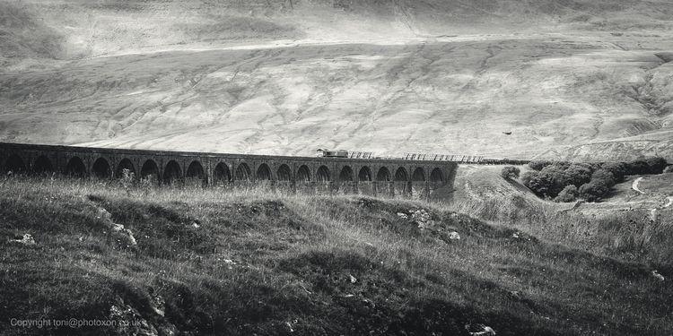 Slow train, Ribblehead - toni_ertl | ello