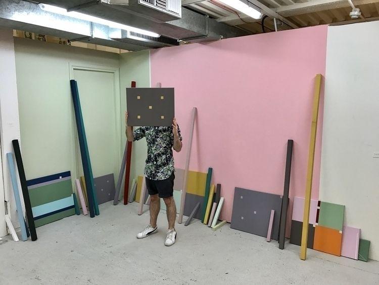 untitled squares - 2017 - aaronossia   ello
