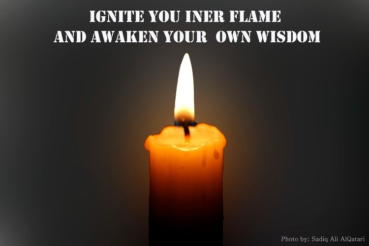 Awaken Flame - sadiqalqatari | ello