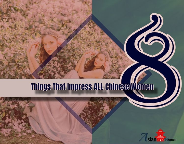 8 Impress Chinese Women. Find - stellar0b3rts   ello