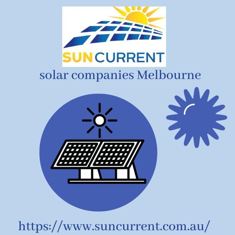 Sun Current leading Solar Panel - kristonsteave | ello