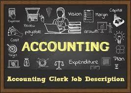 Find Accounts Officer/Clerk ads - icracker0 | ello