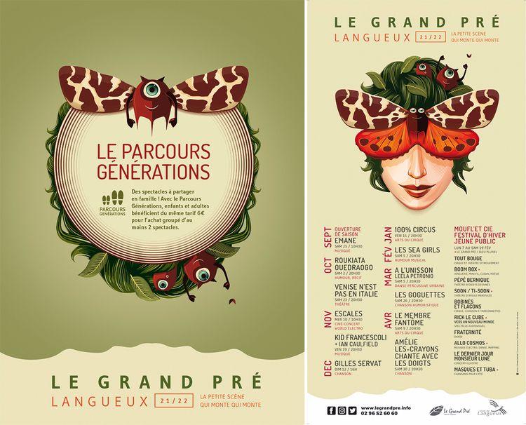 Season 2021-2022 Le Grand Pré  - dezzig | ello