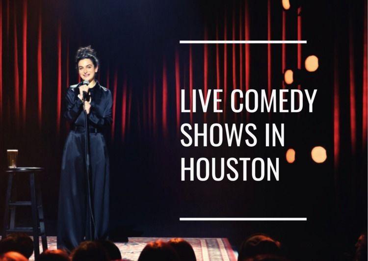 Live Comedy Shows Houston Recor - eventsfy | ello