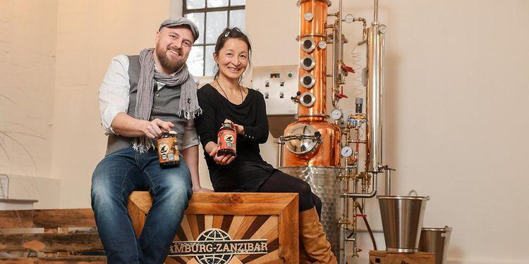 World Gin Award 2021 based dist - hamburgzanzibar | ello