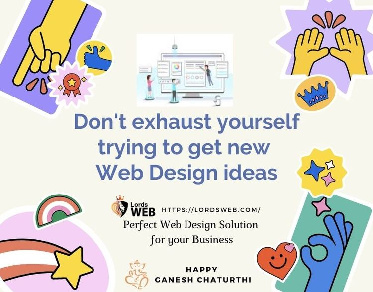 Create beautifully designed web - lordsweb | ello